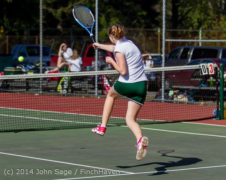 20202 Girls Tennis v CWA 042814