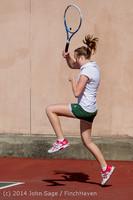 20203 Girls Tennis v CWA 042814