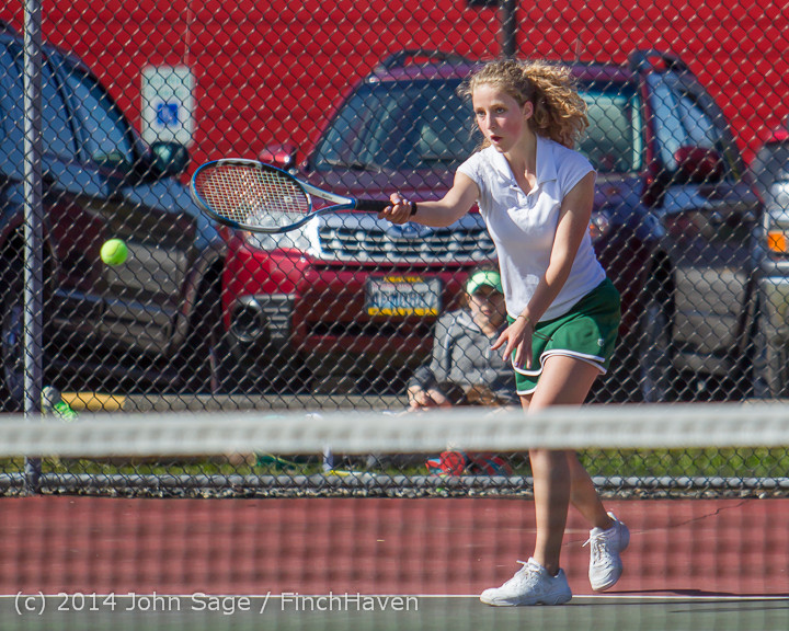 20208 Girls Tennis v CWA 042814