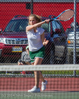 20210 Girls Tennis v CWA 042814