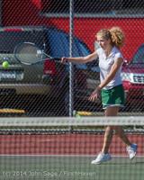 20213 Girls Tennis v CWA 042814