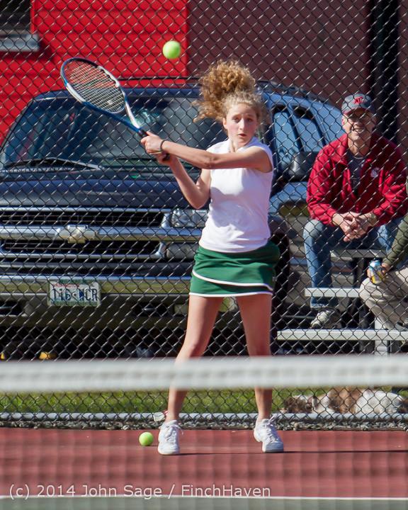 20227 Girls Tennis v CWA 042814