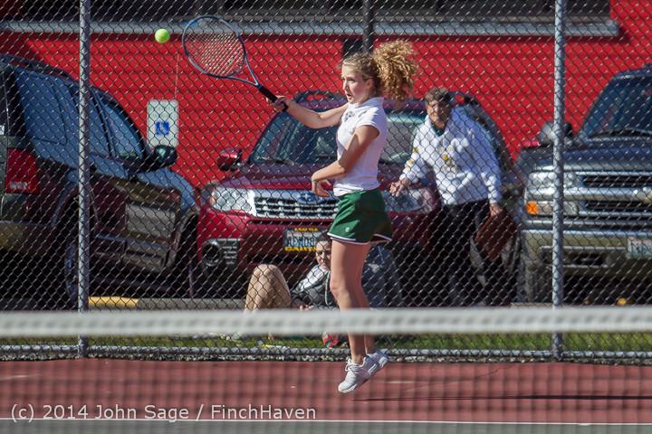 20257 Girls Tennis v CWA 042814