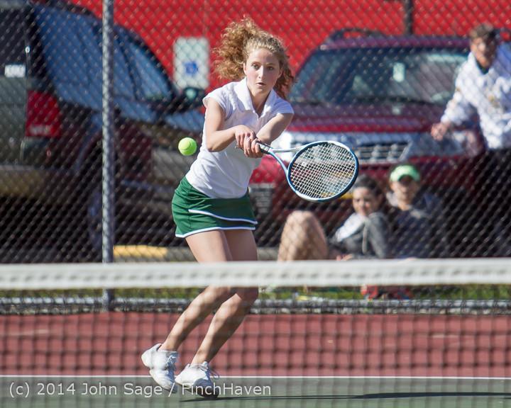 20265 Girls Tennis v CWA 042814