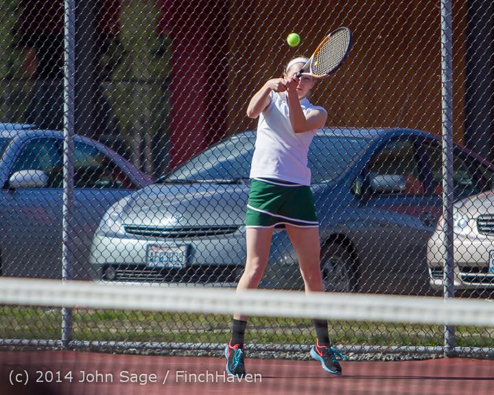 20291 Girls Tennis v CWA 042814