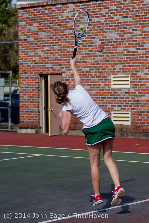 20297 Girls Tennis v CWA 042814