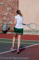 20301 Girls Tennis v CWA 042814