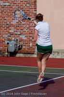 20302 Girls Tennis v CWA 042814