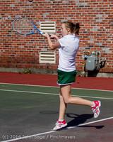 20312 Girls Tennis v CWA 042814