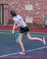 20314 Girls Tennis v CWA 042814