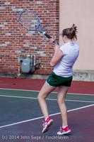 20315 Girls Tennis v CWA 042814