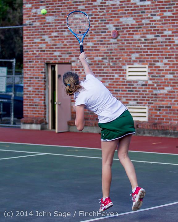 20318 Girls Tennis v CWA 042814