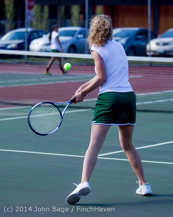20321 Girls Tennis v CWA 042814