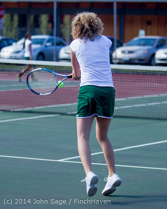 20322 Girls Tennis v CWA 042814