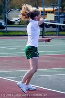 20345 Girls Tennis v CWA 042814