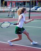20346 Girls Tennis v CWA 042814