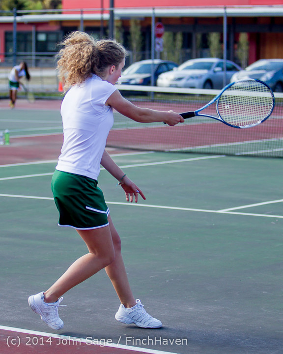 20348 Girls Tennis v CWA 042814