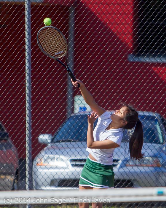 20363 Girls Tennis v CWA 042814