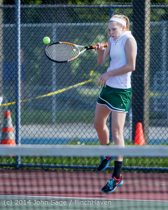 20371 Girls Tennis v CWA 042814