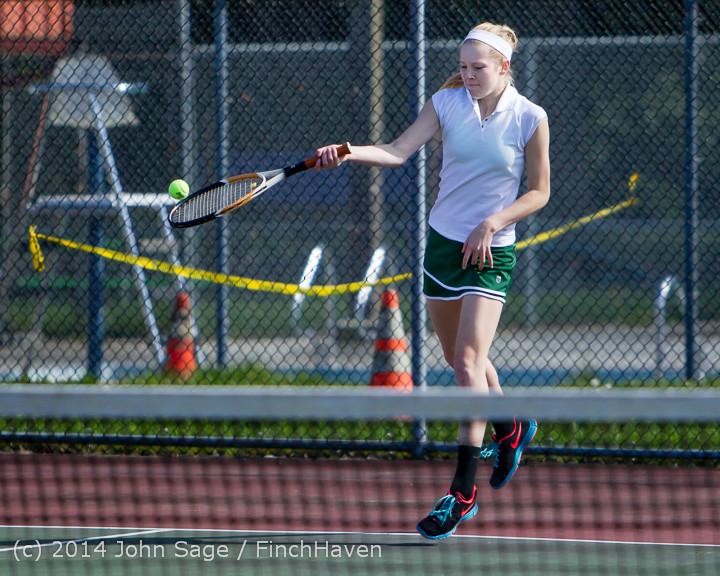 20422 Girls Tennis v CWA 042814