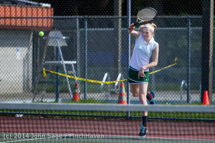 20423 Girls Tennis v CWA 042814