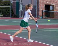 20440 Girls Tennis v CWA 042814