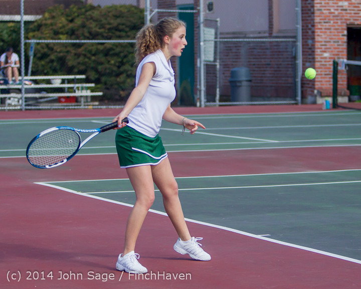 20444 Girls Tennis v CWA 042814