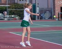 20445 Girls Tennis v CWA 042814