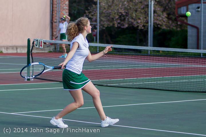 20453 Girls Tennis v CWA 042814