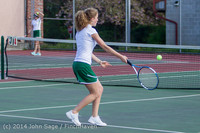 20455 Girls Tennis v CWA 042814