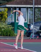 20457 Girls Tennis v CWA 042814