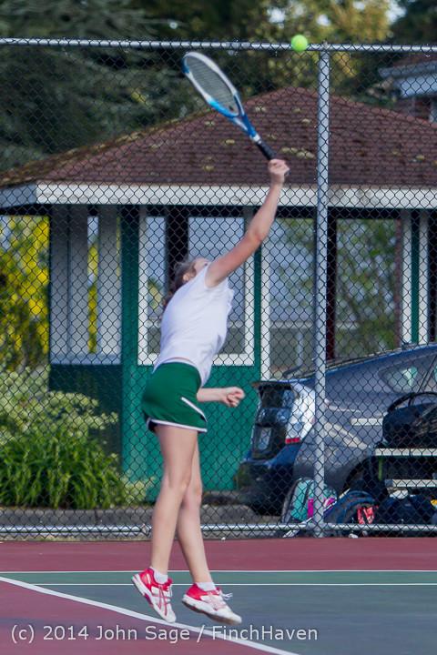 20458 Girls Tennis v CWA 042814