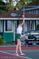 20470 Girls Tennis v CWA 042814