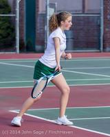 20474 Girls Tennis v CWA 042814