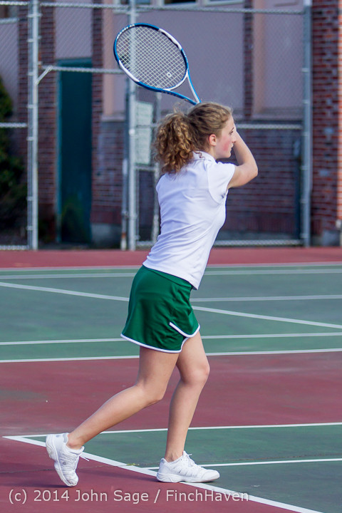20478 Girls Tennis v CWA 042814