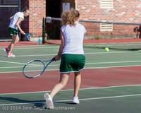 20501 Girls Tennis v CWA 042814
