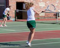 20503 Girls Tennis v CWA 042814