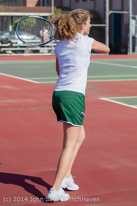 20510 Girls Tennis v CWA 042814