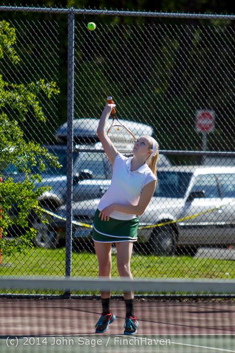 20515 Girls Tennis v CWA 042814