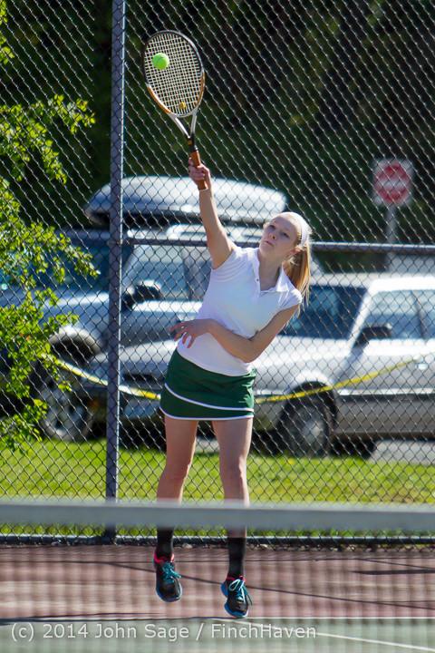 20516 Girls Tennis v CWA 042814