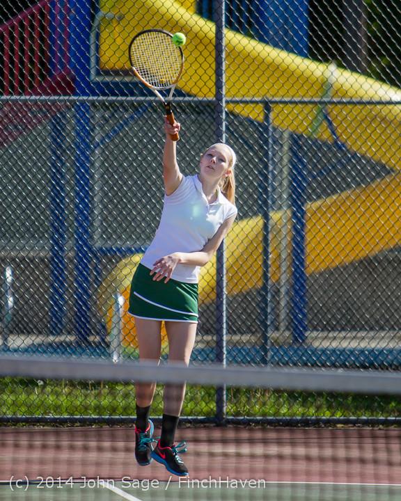 20521 Girls Tennis v CWA 042814