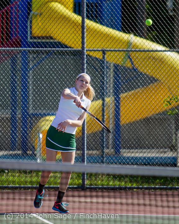 20522 Girls Tennis v CWA 042814