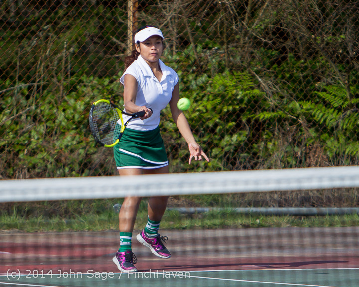 20540 Girls Tennis v CWA 042814