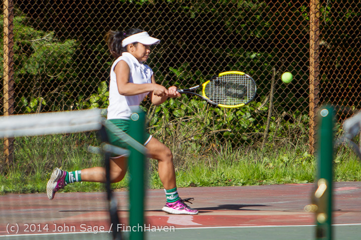 20549 Girls Tennis v CWA 042814