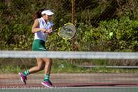 20558 Girls Tennis v CWA 042814