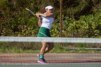 20560 Girls Tennis v CWA 042814