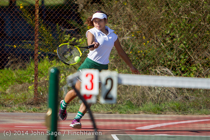 20562 Girls Tennis v CWA 042814