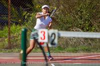 20574 Girls Tennis v CWA 042814