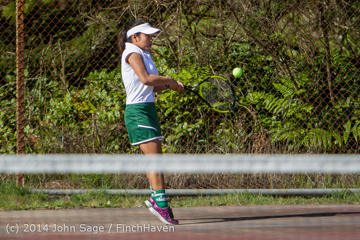 20576 Girls Tennis v CWA 042814