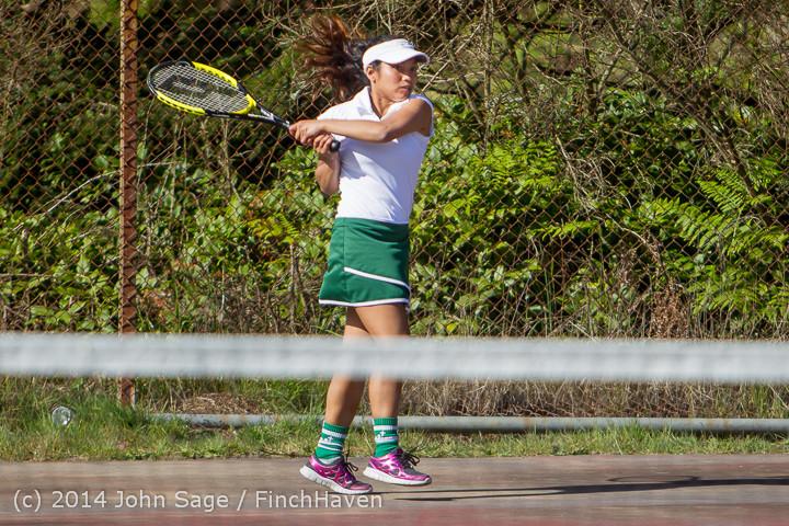 20578 Girls Tennis v CWA 042814